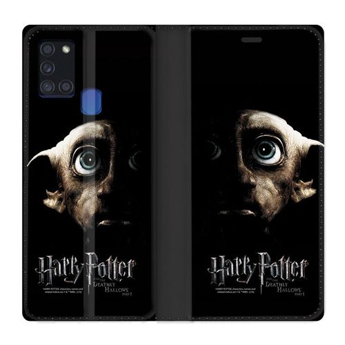 Coque Samsung Galaxy A10 WB License harry potter ecole Hufflepuff taille unique