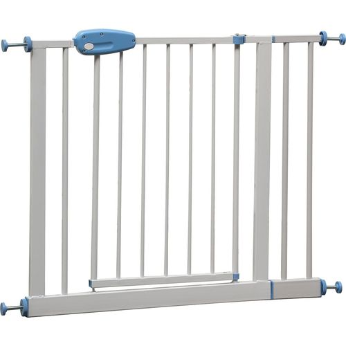 Pression Fit bébé//enfant sécurité escalier porte Plastique Mur Gardes//Cups-Pack de 4