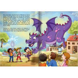 Idee Cadeau Personnalise Et Original Livre Personnalise Pour Enfant Le Dragon Mysterieux
