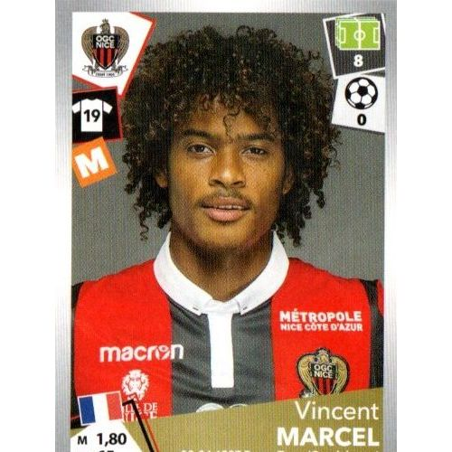 N° 21 stickers Panini Carrefour Foot 2018