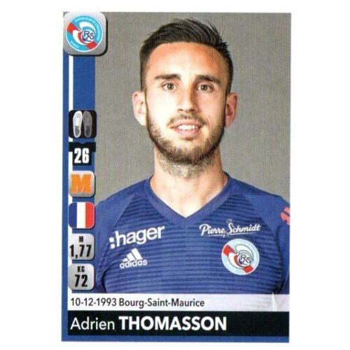 Adrien Rabiot Panini FIFA365 2019 Paris Saint-Germain Sticker 152 a//b