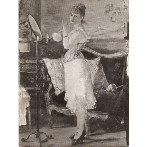 Impressionnistes Et Romantiques Francais Dans Les Musees Allemands