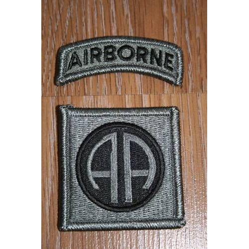 Parachutistes T-shirt kaki//Armée//BERET insigne//soldat//Coton//réserviste//