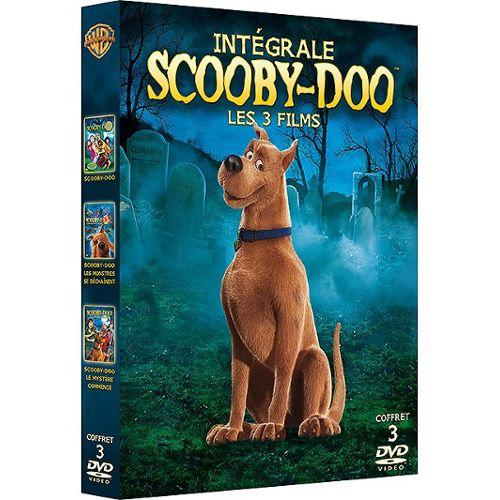 Integrale Scooby Doo Les Films 1 A 3 Dvd Zone 2 Rakuten