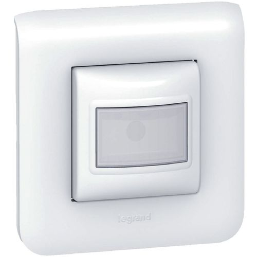10 x 1 gang 1 way commutateur lumineuse unique en plastique blanc 10 amp