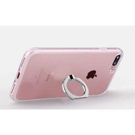 baskets classique chic nouvelles promotions iPhone 7 7 Plus - Coque Luxe avec Anneau de Sécurité Bague TPU Souple Mode  Fashion Bling