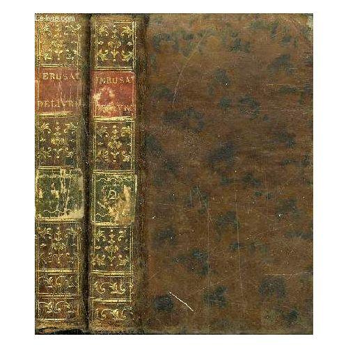 Jerusalem Delivree Poeme Du Tasse Traduit De Litalien Nouvelle Edition Revue Corrigee En 2 Tomes Tomes 1 2