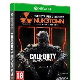 Jeu Xbox One Call Of Duty: Black Ops Iii - Nuketown Edition