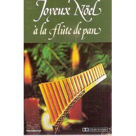 Joyeux Noel Audio.Joyeux Noel K7 Audio A La Flute De Pan Cassette Audio