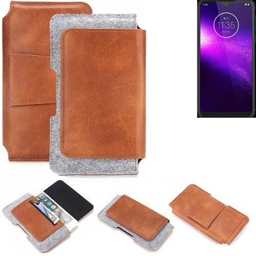 VOCHE ® 6 poche compartiment toile outil stockage roll portefeuille housse étui