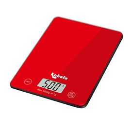 Kabalo 5kg Rouge Digital Lcd Electronique Cuisine Cuisson Preparer