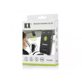 MOXIE Kit KX1 bluetooth main-libre pour voiture Noir