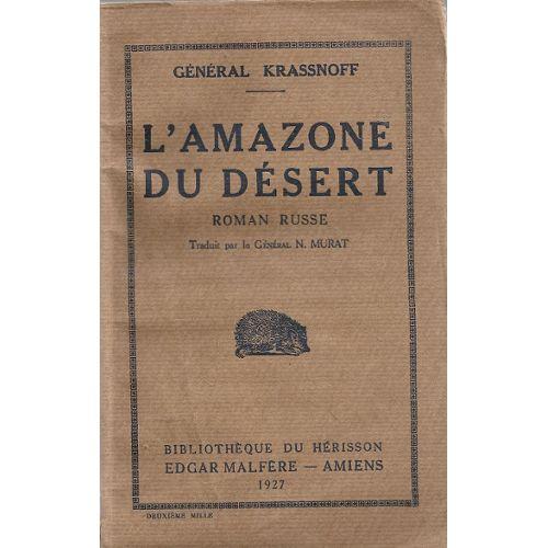 L Amazone Du Desert