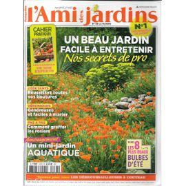 L'Ami des Jardins et de la Maison n°1033 - Août 2013 - Un ...