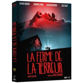 La Ferme De La Terreur - Combo Blu-Ray + Dvd de Wes Craven