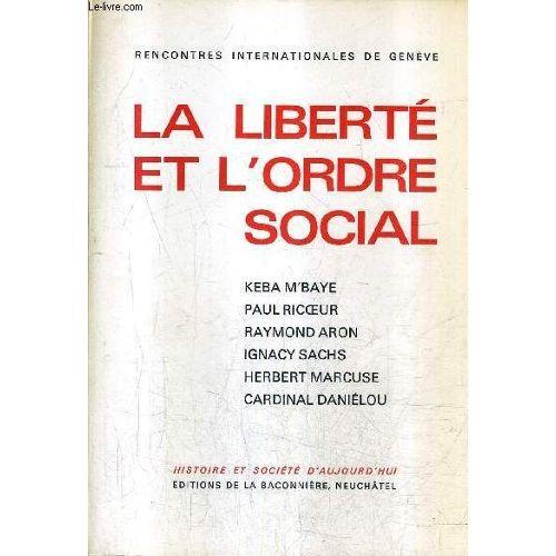 rencontres histoire sociale