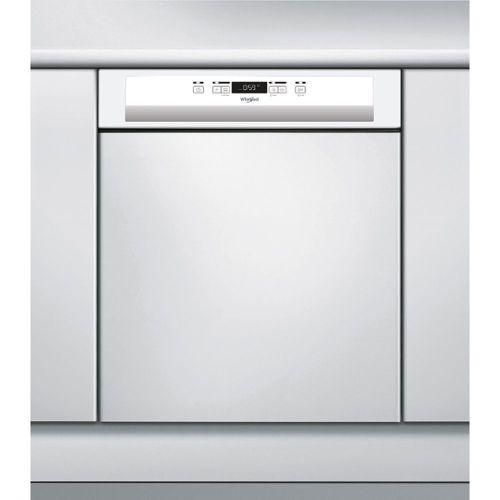 whirlpool wrbc3c24px lave vaisselle pas cher achat. Black Bedroom Furniture Sets. Home Design Ideas