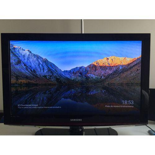 Super LCD TV SAMSUNG LE32C450E1W 32