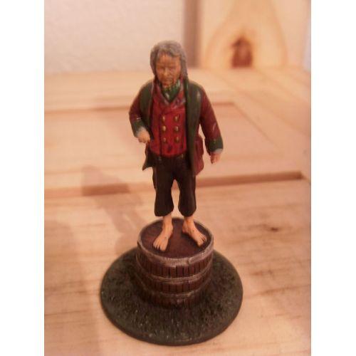 prix d'usine recherche d'authentique 2019 real Le Seigneur Des Anneaux - Collection Officielle De Figurines En Plomb N°49  Bilbo
