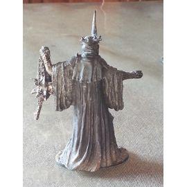 Eaglemoss Seigneur des Anneaux 28 Le roi sorcier