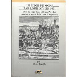 Le Siege De Mons Par Louis Xiv En 1691 1992 Rakuten