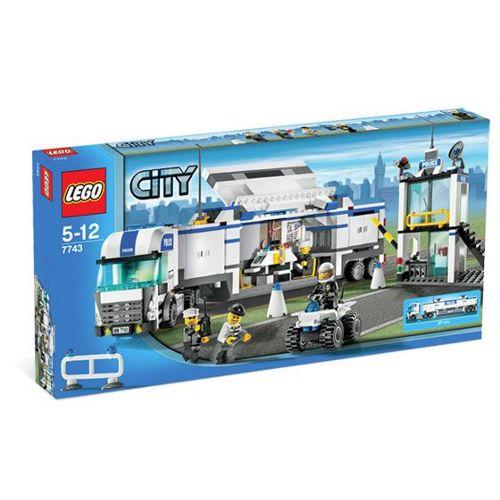 City Camion Lego De 7743 Le Police 543ALRjq
