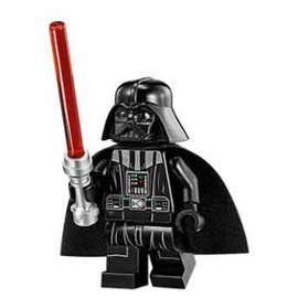 Wars Dark Sabre Star Figurine Lego Vador Minifig Laser Et zSMUpqV