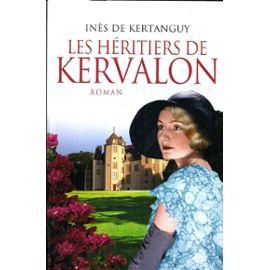 Couverture de Les héritiers de Kervalon