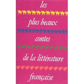 Couverture de Les plus beaux contes de la littérature française