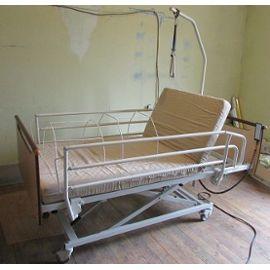 Lit Medicalise Electrique 90x200 Avec Matelas