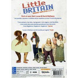 Top emporte sur édition limitée jeu de carte jeu Little Britain David Walliams