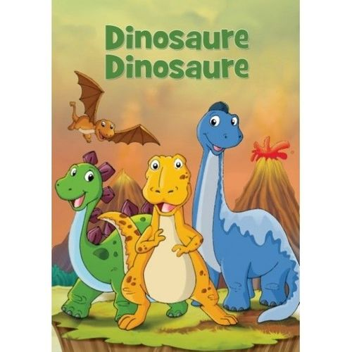 Livre Personnalise Dinosaure Dinosaure