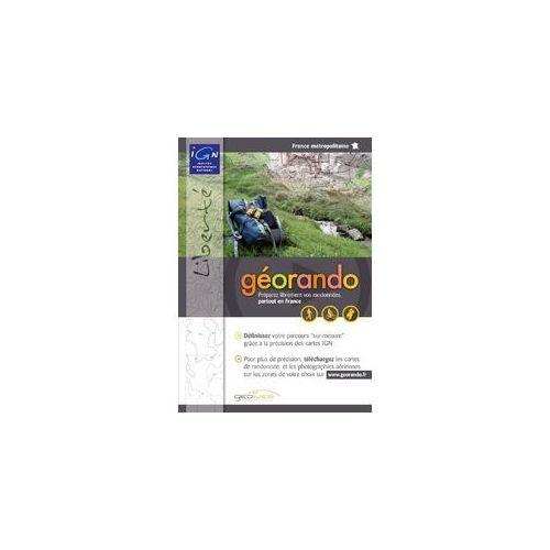 Logiciel_carte_GPS - Géorando Liberté France - DVD de préparation de randonnées | Rakuten
