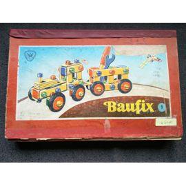 Lot Baufix Jeu De Construction Vintage Années 50