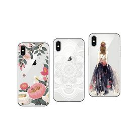 lot de 3 coques compatible iphone xs iphone x iphone 10 gel souple resistant incassable anti choc avec impression motif fantaisie pour apple iphone xs iphone x iphone 10 1220281181 ML