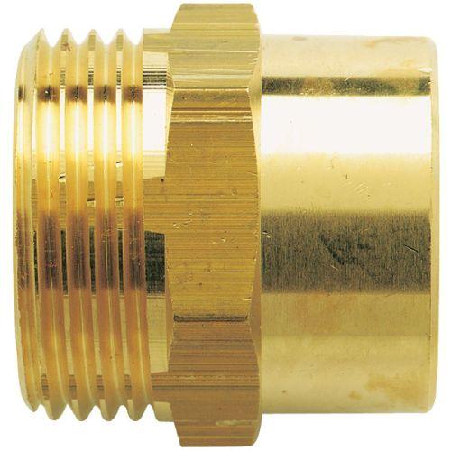 Lot de 10 raccords de tuyau dobturation pour radiateur m/âle BSP 1//2 avec finition blanche