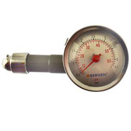 Manomètre de pression des pneus avec une pression sur la presse 0-60 PSI 0