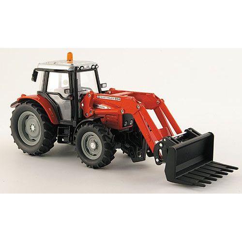 Avec Déjà MiniatureMiniature Ferguson Tracteur Massey 32 Fourche Frontal De 1 ChargeurVoiture MontéeSiku hQrtsxdC