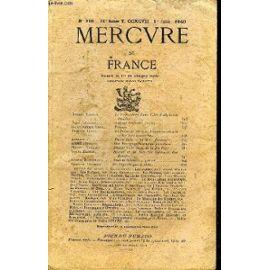 Mercure De France N 998 Tome Ccxcvii Robert Launay La Caricature Dans Lart Dalphonse Daudetpaul Léautaud Journal Littéraire Suiteguy