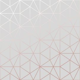 Metro Triangle Fond D39écran Géométrique Triangle Gris