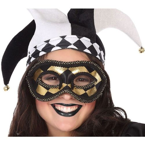 Carnaval V/énitien Couple Masque Ancien Guerrier Romain Et Cygne Masque de Mascarade Mariage D/écoration Murale Danse P/âques Argent/é