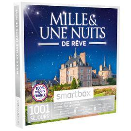 Mille Et Une Nuits De Reve Smartbox Coffret Cadeau Rakuten