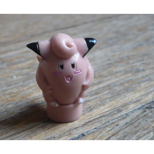 Pokemon figurine melofee height = 3,8cm official brand bandai-figure
