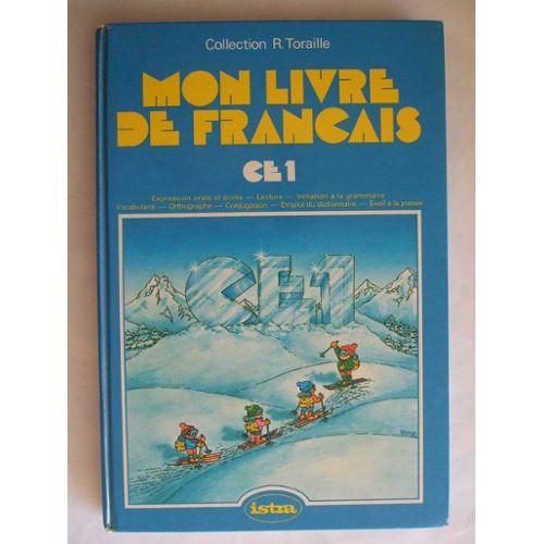 Mon Livre De Francais Ce1