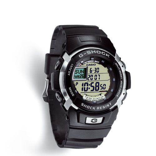 Montre CASIO G SHOCK sport homme digitale multifonctions