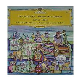 Moussorgsky - Tableaux d'une Exposition . Ravel - Boléro | Rakuten