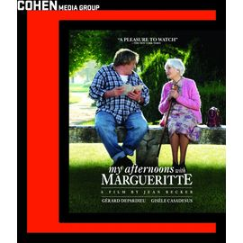 My Afternoons With Margueritte [Blu Ray] | Rakuten
