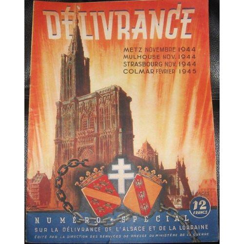 revue / seconde guerre mondiale / guerre 39 - 45  délivrance : numéro spécial sur la ...
