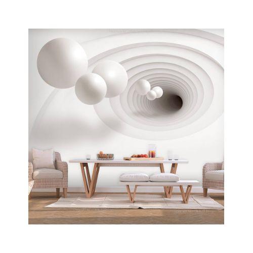 Bloc Rayures Yacht Design Papier Peint merveilleux maritime Papier peint Gris Pierre Ecru