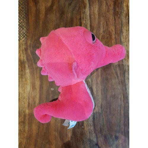 Tcc Carrefour Jouet Rose Pink Ocean Mer Doudou Hippocampe Peluche Enfant Seahorse Buddies 76fYyvIbg